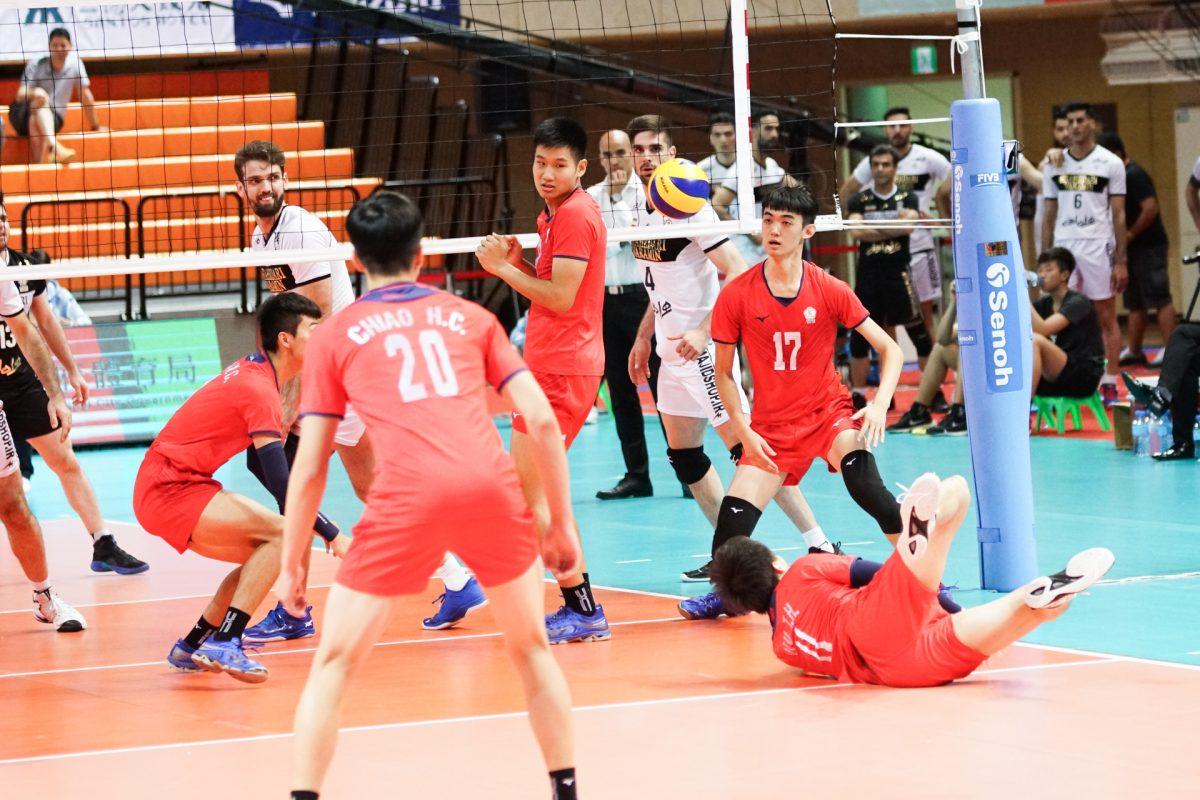 亞俱 / 用強敵測試極限 中華隊落入5-8排名賽
