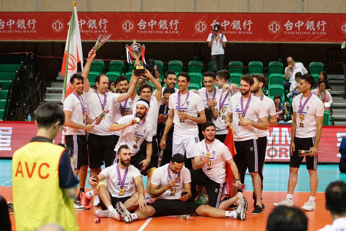 2019亞洲俱樂部男子排球錦標賽,名次與個人獎項