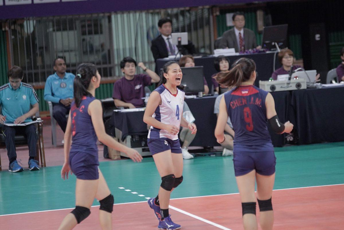羅儀璟防守表現亮眼 亞錦可能成最後國際賽