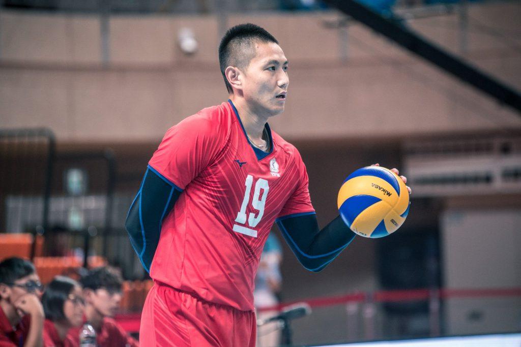 快訊 / 台灣隊長更上一層,陳建禎新球季簽約日本冠軍松下黑豹