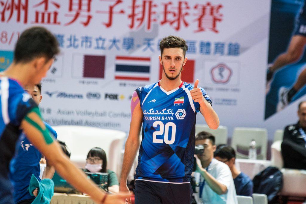 亞洲盃 / 伊朗新星 YALI:我們準備好要來拿冠軍了!