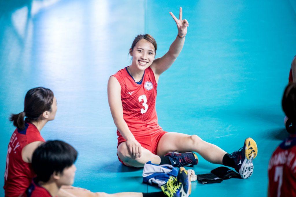 場邊不斷學習進步,蕭湘凌:希望可以影響喜歡打球的人,讓台灣排球更好