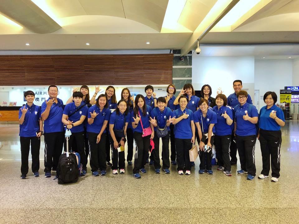 亞洲盃 / 最終國際賽,中華女排預賽先碰中國、越南