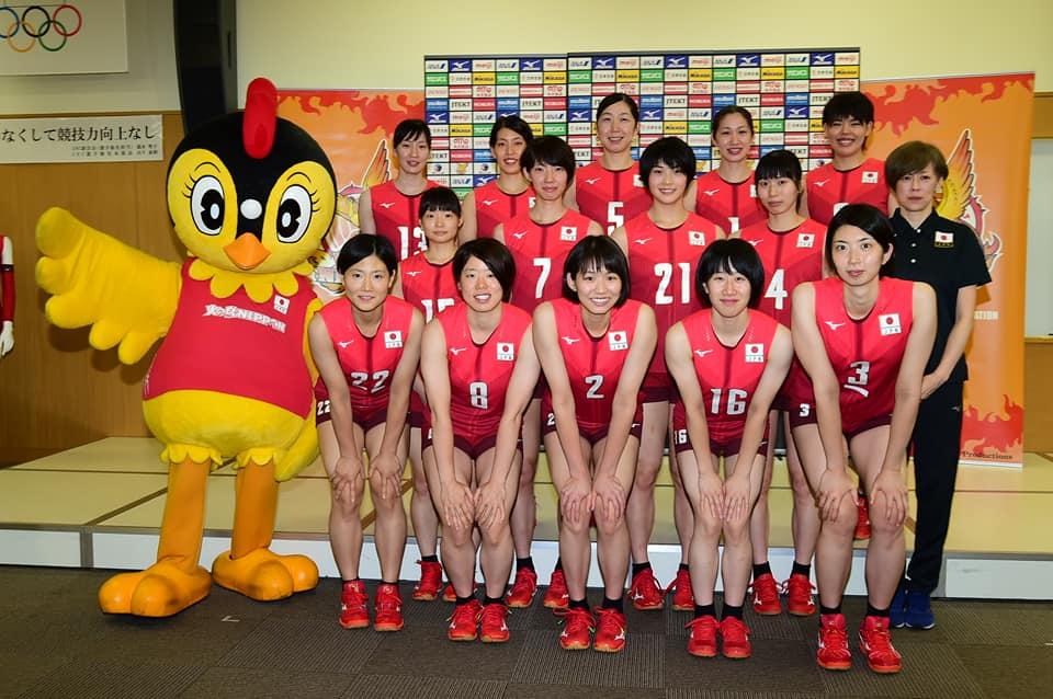 「火の鳥NIPPON」世錦賽賽前記者會