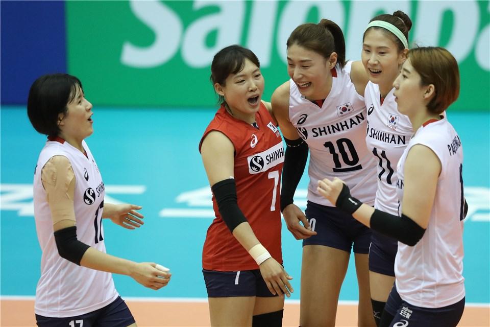 女排世錦 / 五局敗給泰國,金延璟:我們真的相信能贏這場比賽