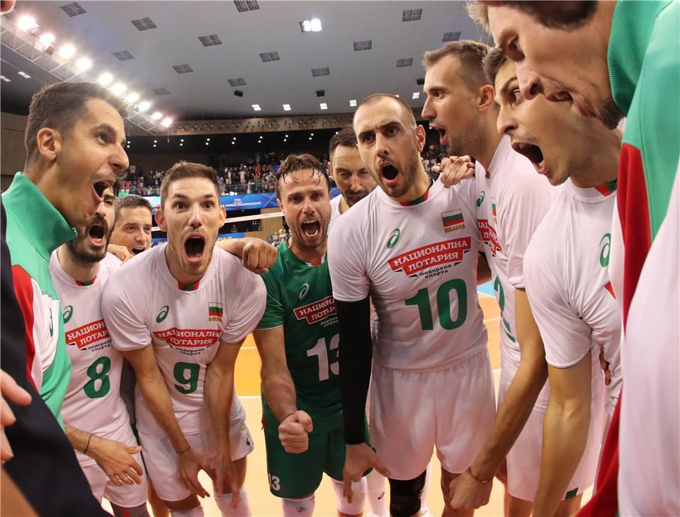 男排世錦 / 保加利亞開幕直落三,教練 Konstantinov:最好的開始