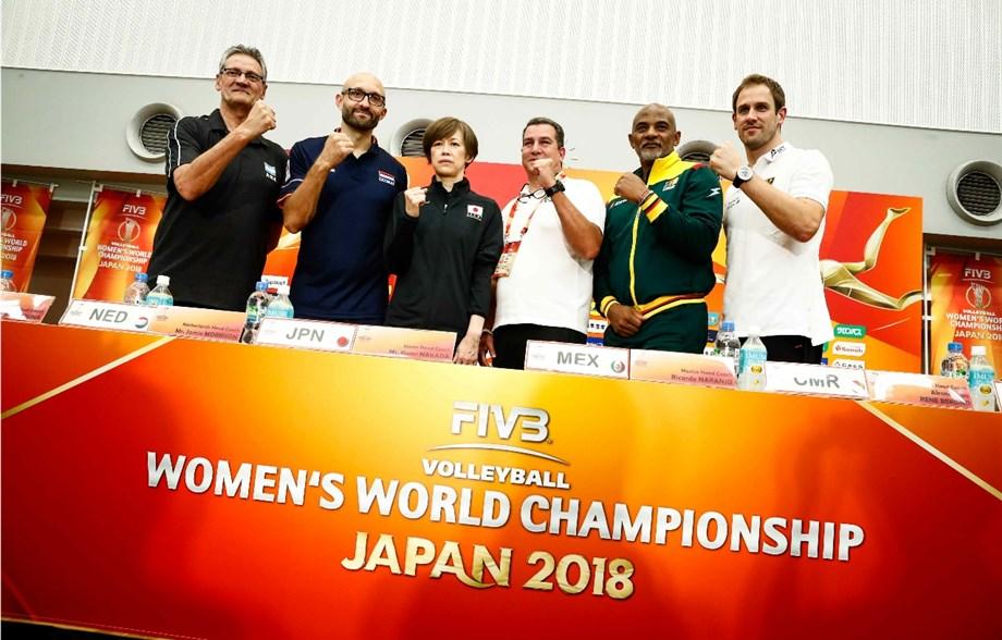 女排世錦賽今日開打,24隊齊聚日本