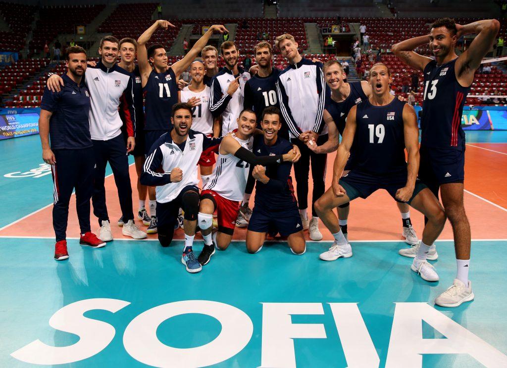 男排世錦 / 決賽六隊出爐,美國唯一不敗