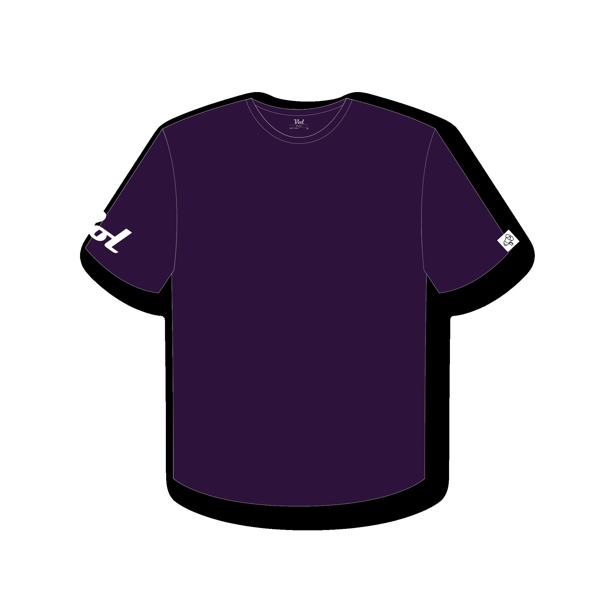 shirt-front