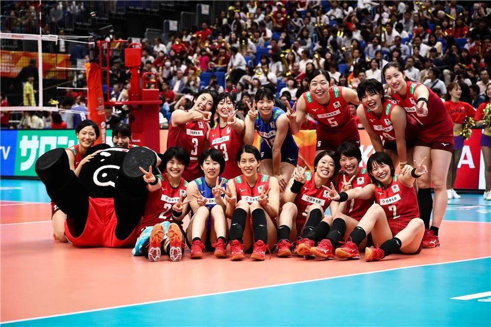 世錦賽「火の鳥NIPPON」兩連勝晉級第二階段