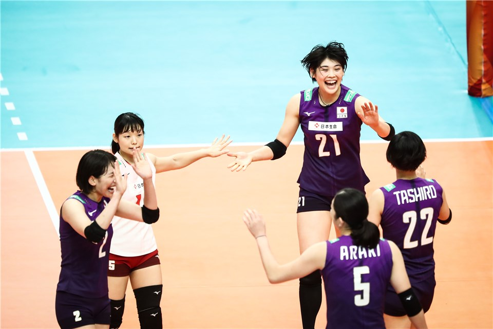 女排世錦 / 日本失誤導致輸球,古賀:將心思轉移到下場比賽