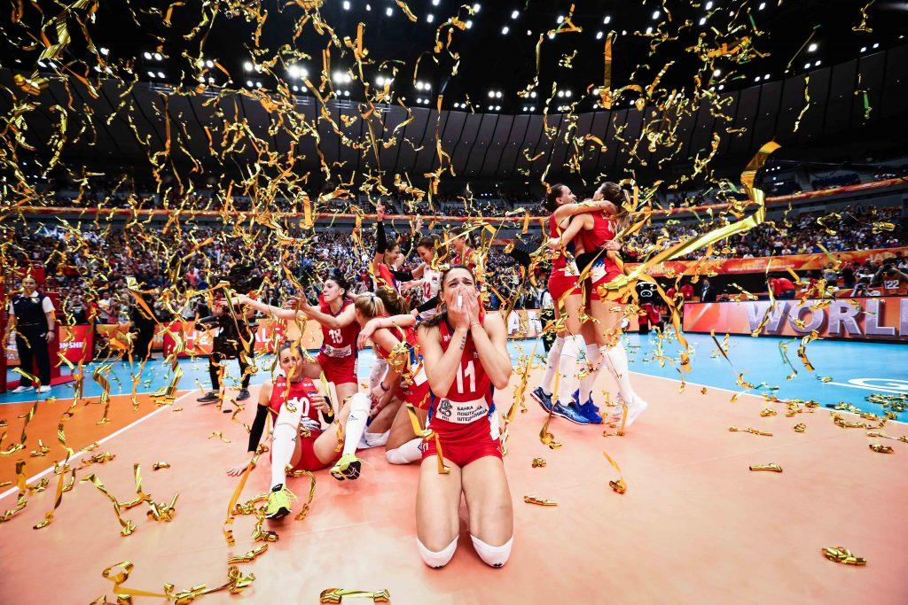 首次世錦賽冠軍與世界大賽雙成就達成!塞爾維亞攀上巔峰