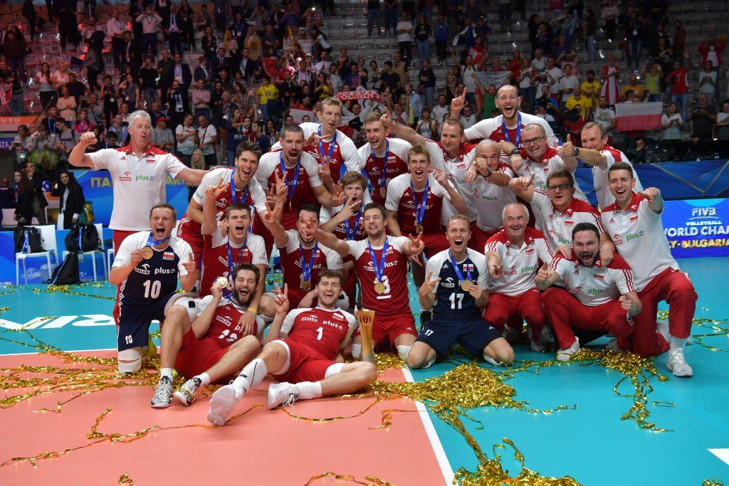 波蘭再度擊敗巴西蟬聯世錦賽冠軍,KUREK獲頒MVP