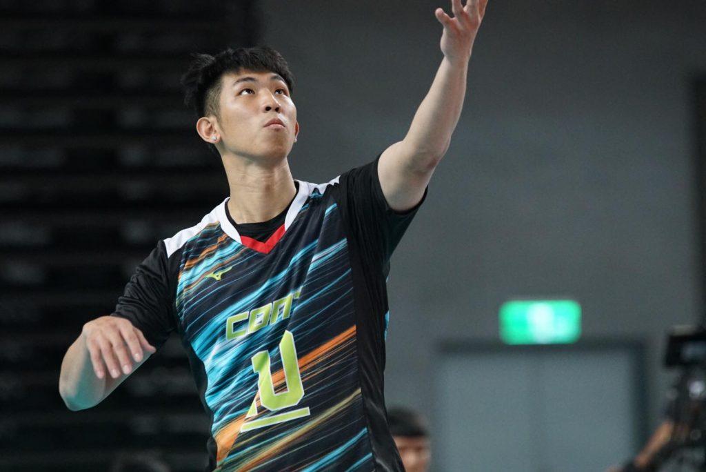 企排 / MIZUNO再賞Conti八連敗  張昇倫:球隊很挫折但沒放棄