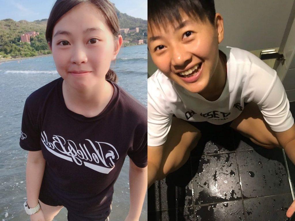 107HVL / 二林全乙組出身挑戰甲組 周郁婷、黃寶萱互嗆對方爛