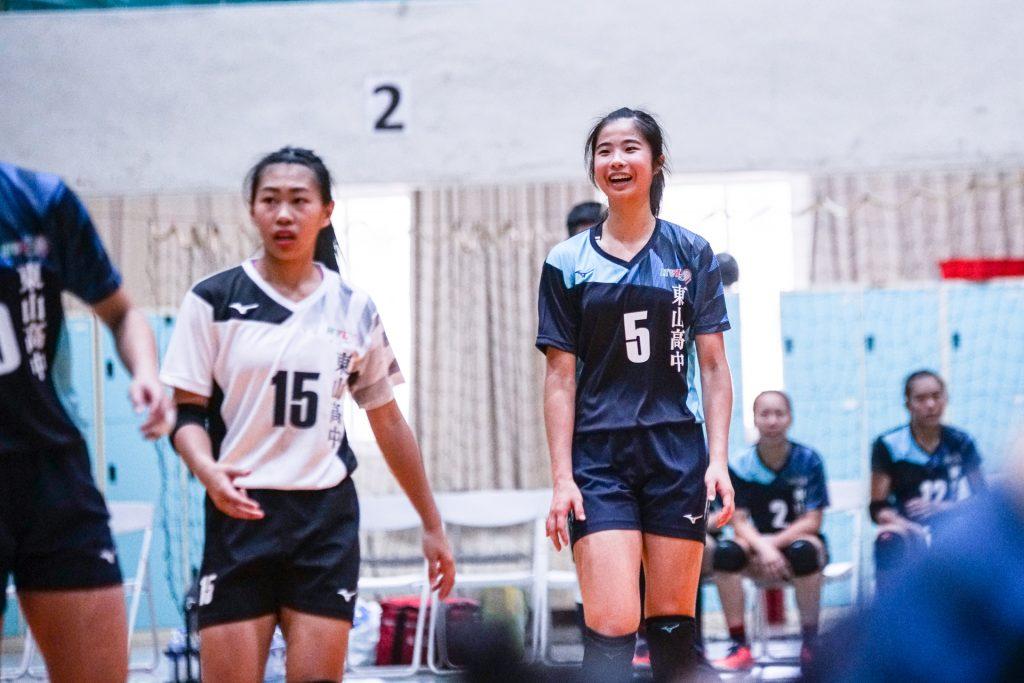 HVL / 陳昱潔傷癒復出,衛冕軍東山晉級決賽