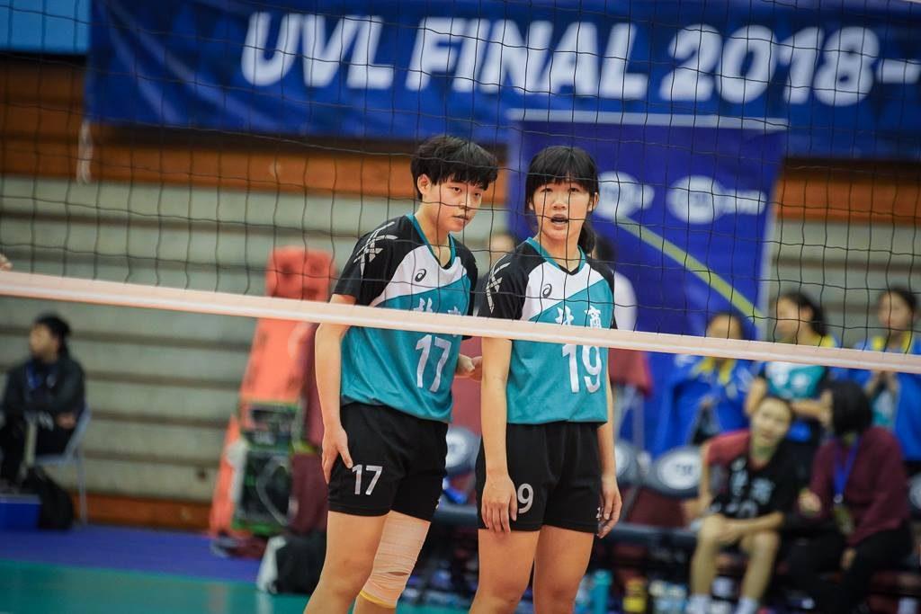 UVL / 北商潛力新秀李昀修、郭小慈:我們來破紀錄的!