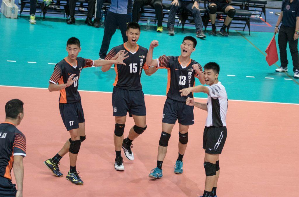 HVL / 獨步高中六連霸,豐原高商差一勝