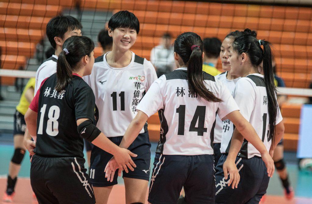 HVL / 華僑再闖四強,陳婉菁:做與不做,都在球員自己