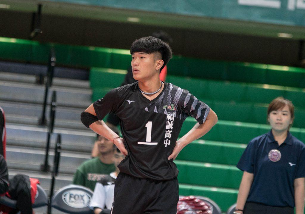 HVL/褔誠「小飛人」陳建宇最終戰:認真玩球很滿意