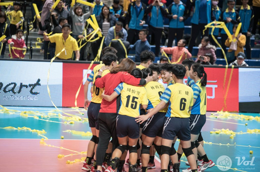 JHVL / 未來也要快樂打球 建國退衛冕軍雙十奪隊史首冠