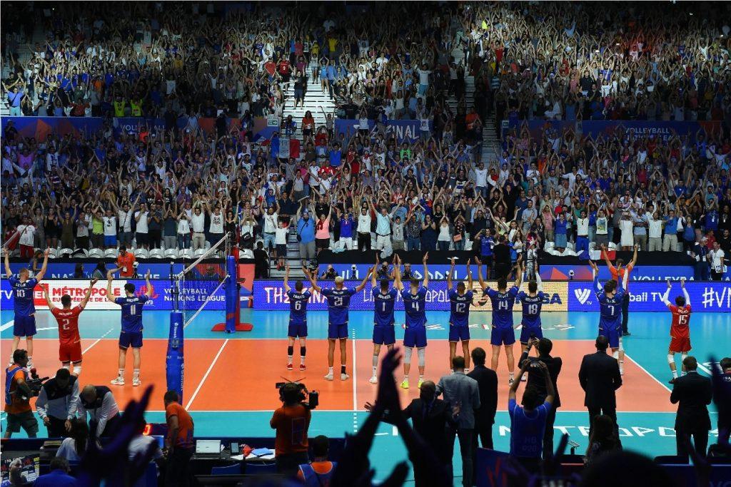 VNL / 2019世界男排聯賽總決賽,落腳美國芝加哥