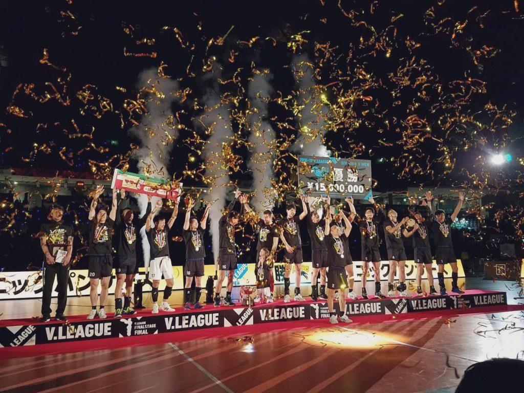 心得 / 松下黑豹小粉絲,終於朝聖日本聯賽冠軍戰了!