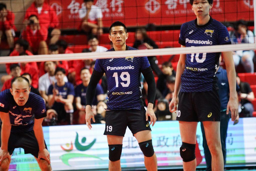 回日備戰黑鷲旗,陳建禎:希望大家繼續支持我和台灣排球