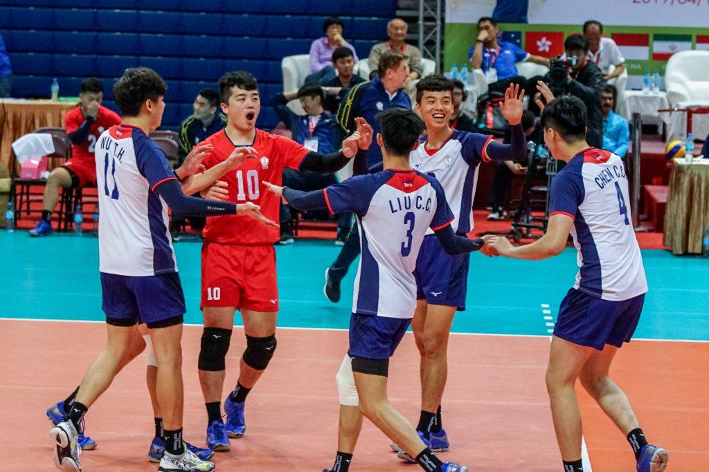亞俱 / 心理素質提升 中華隊分組一晉八強