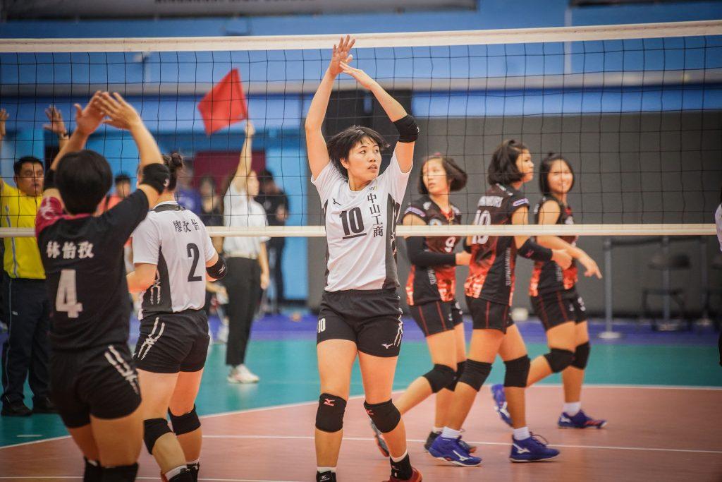 HVL / 學習日本的積極 廖嘉蓉:希望學妹維持熱血