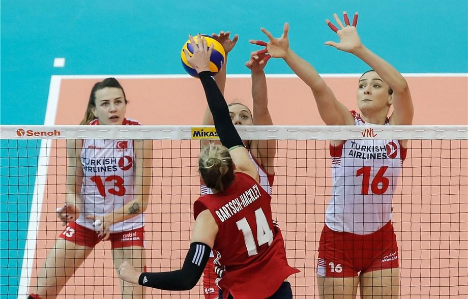 世界女排聯賽:五大值得注目的經驗豐富球員