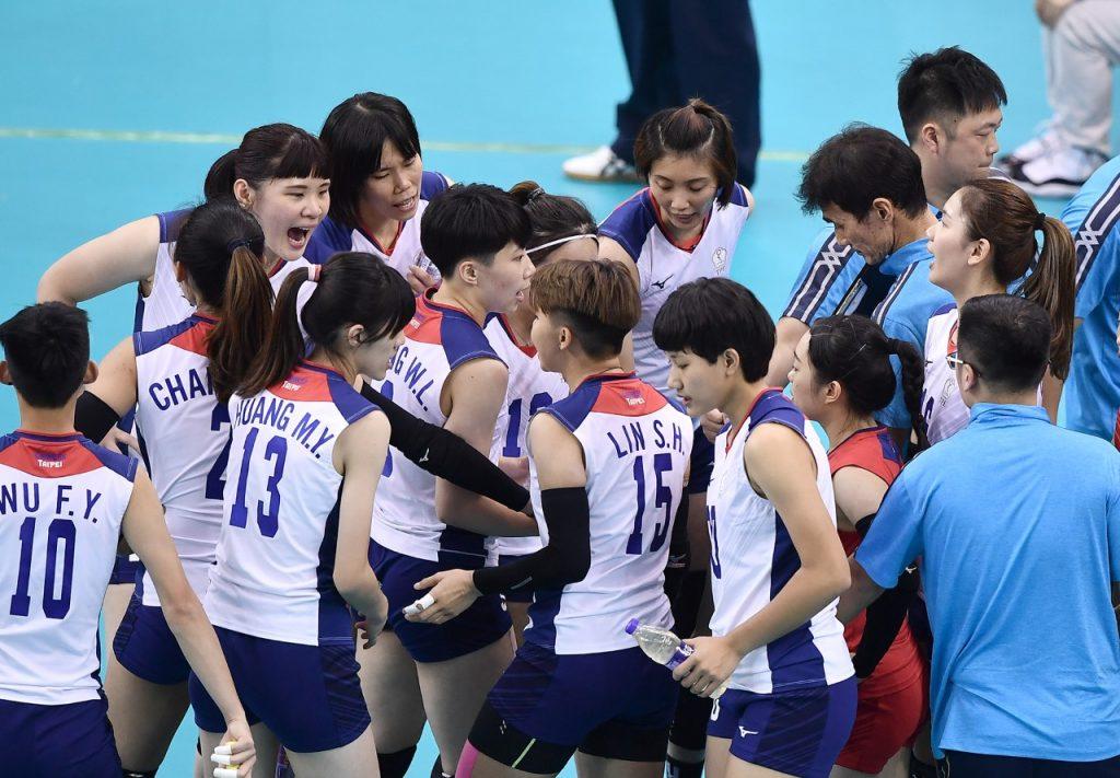 喊聲享受比賽,中華女排亞俱第六作收