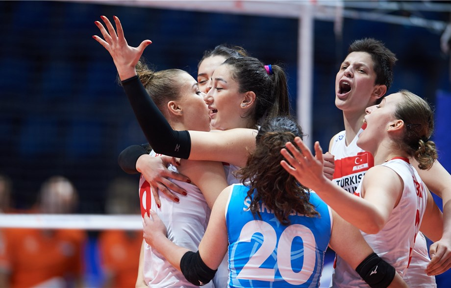 VNL / 世界女排聯賽首週戰果,美、土並列第一