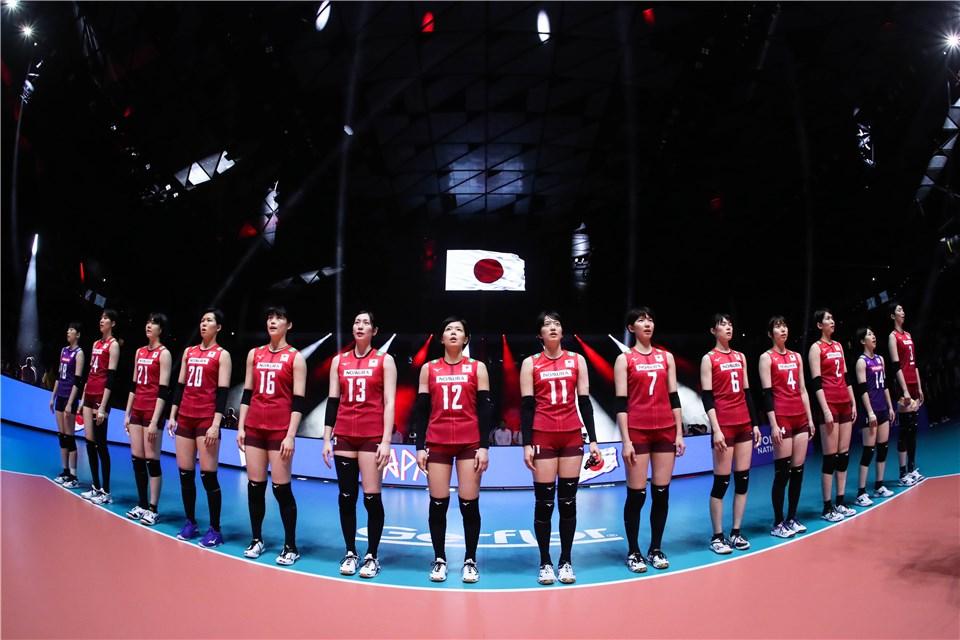 VNL-W5看點/最後預賽,日本波蘭爭奪決賽入場票