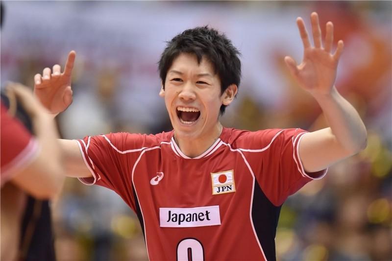 排球傳奇 / 東亞的最強男人─石川祐希