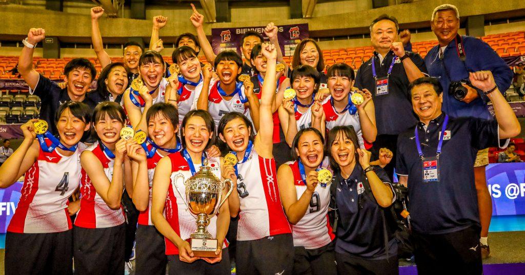 【專欄】新世代火鳥崛起,日本女排首奪U20冠軍