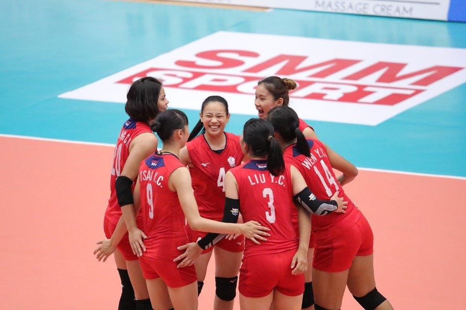 中華女排加入千禧世代,亞錦賽搶奧運資格門票