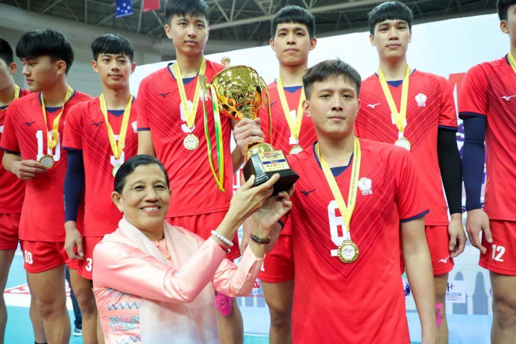U23 / 中華男排奪首冠,MVP詹旻翰:我們終於辦到了!
