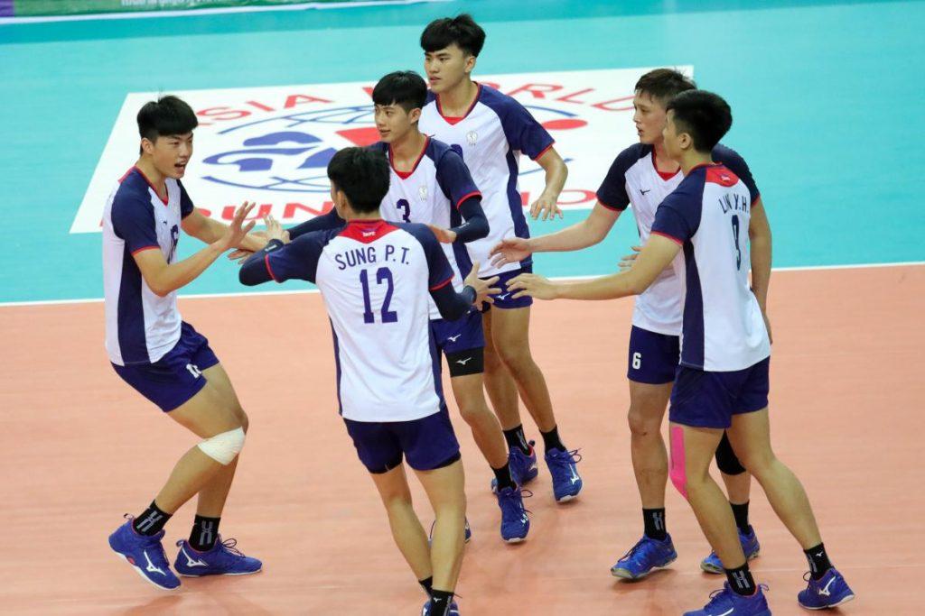 U23 / 張育陞愈戰愈勇,今對中國挑戰四強