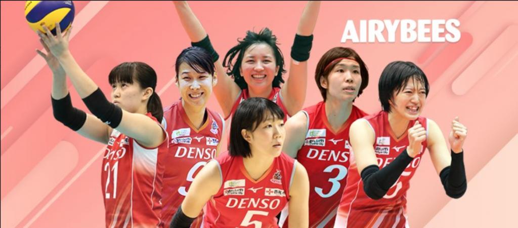 日本女排一級球隊來台!Denso Airybees 14日紅館登場