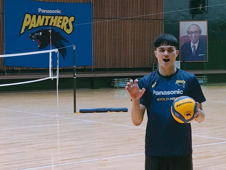 入團三日,劉鴻敏隨松下對加友誼賽二連勝
