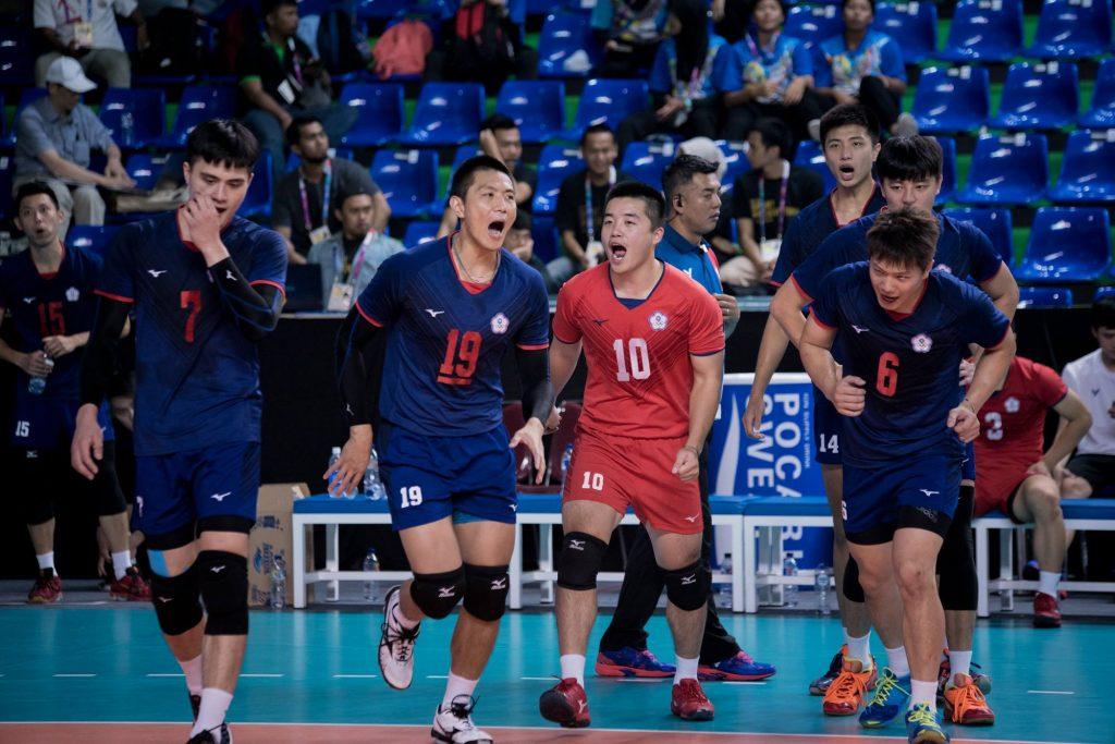 男排亞錦13日開打 預賽強碰日本一軍