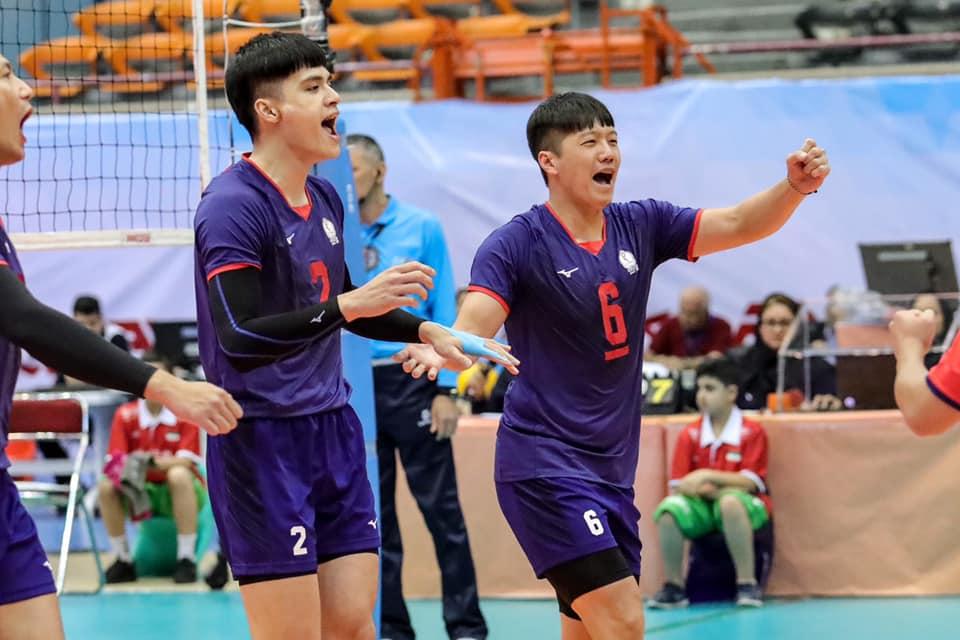 亞錦 / 首隊晉級8強,戴儒謙:明天跟日本拼拼看!