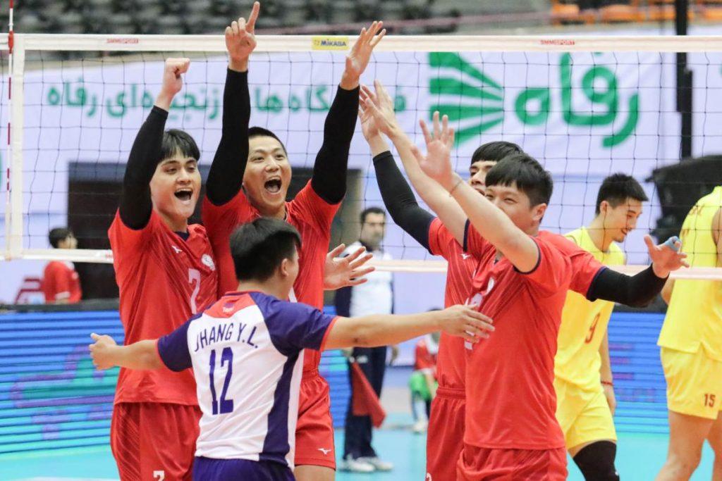 東奧男排亞洲區資格賽籤表出爐,台灣預賽強碰伊朗、中國