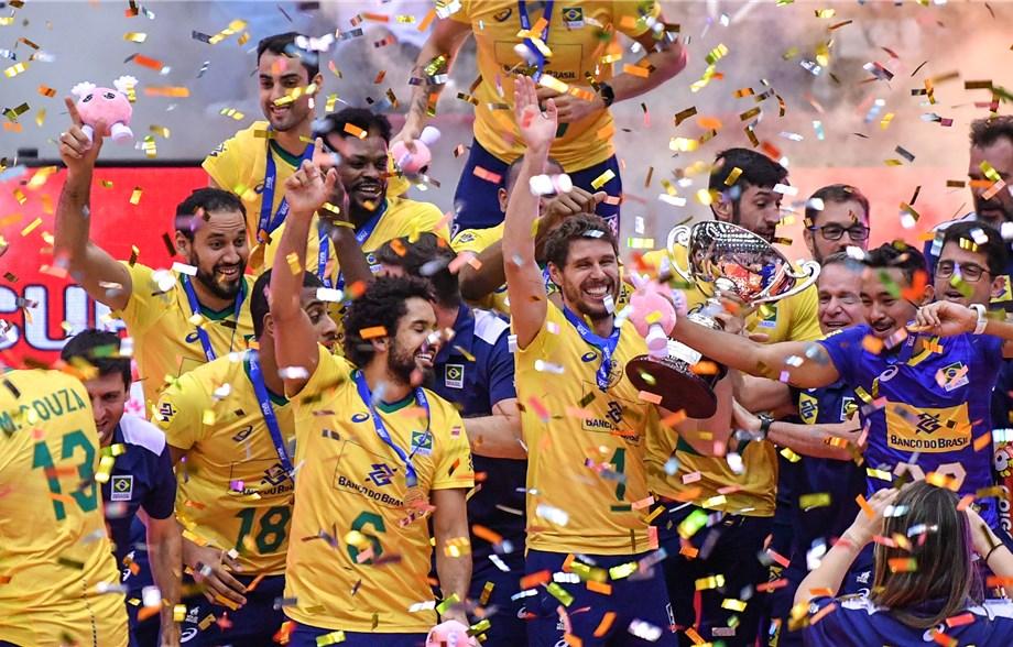 世界盃 / 巴西獲隊史第三冠,日本第四亞洲28年來最佳