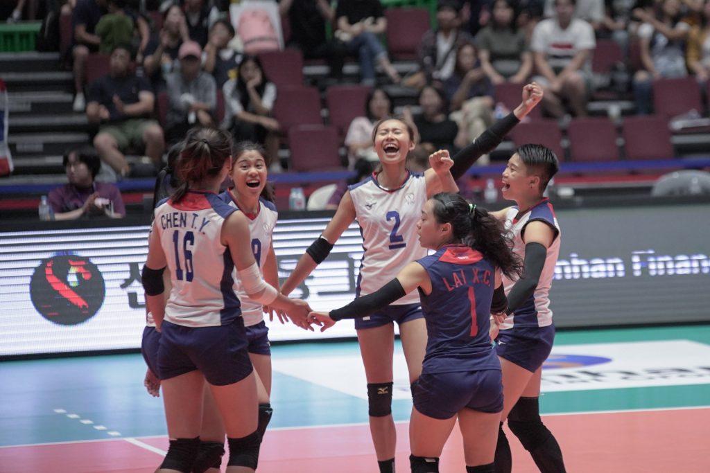 中華女排1月搶奧運門票,資格賽首戰強碰地主泰國