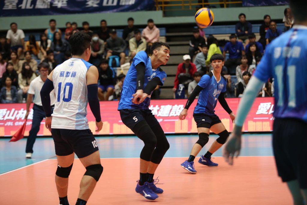 企排 / MIZUNO 甘明修攻得全隊最高分 李佳軒飛撲救球