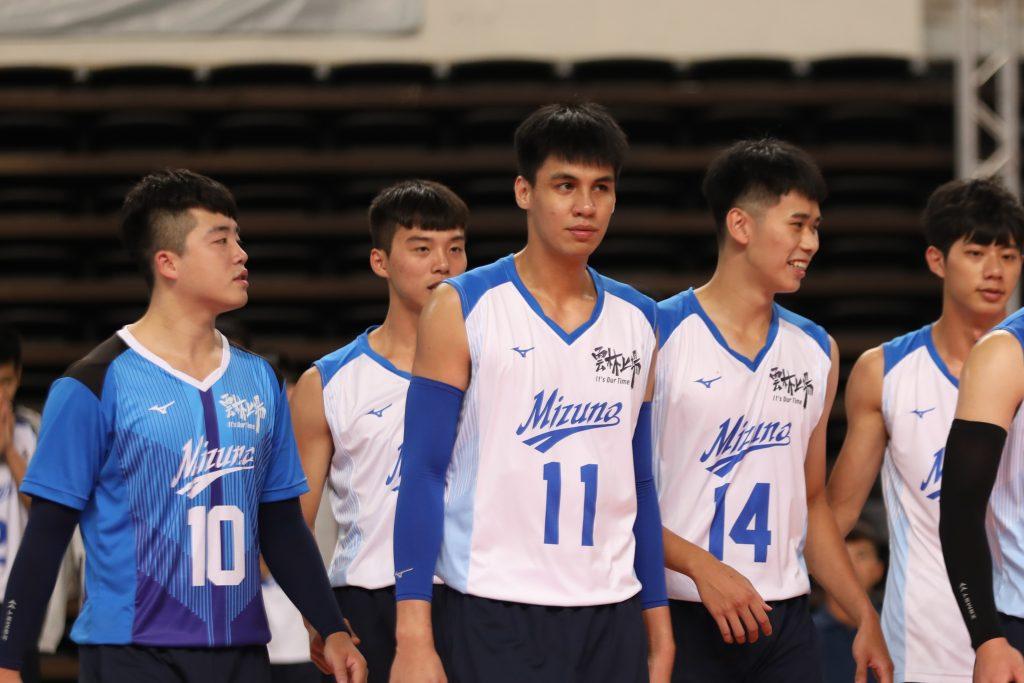 企排/李興國回歸MIZUNO 球隊在比賽中學習