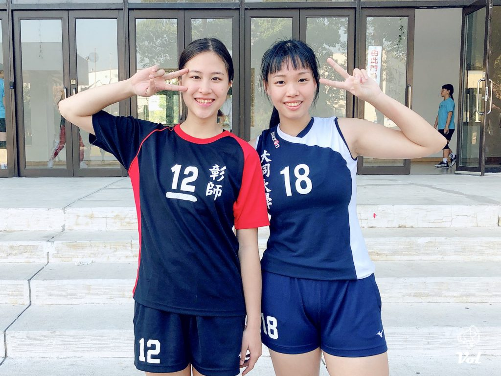 UVL / 彰師、大同一般女生組對決,陳亭妍、吳昱青相愛相殺