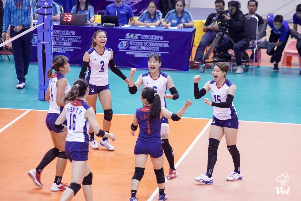 東奧資格賽 / 女排第四作收,黑葛原教練:接下來以亞洲盃奪牌為目標